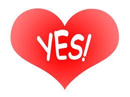 hjerte yes